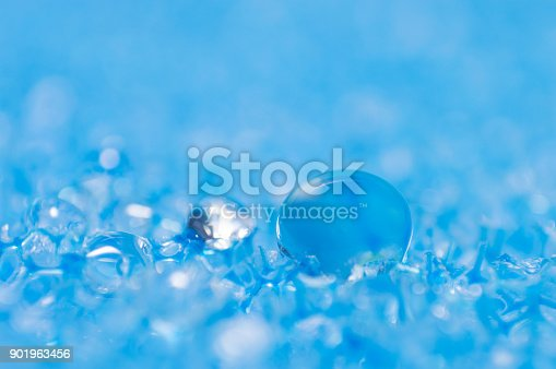 istock Drops of morning dew 901963456