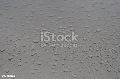 istock drops of water on a metal surface closeup 943483526