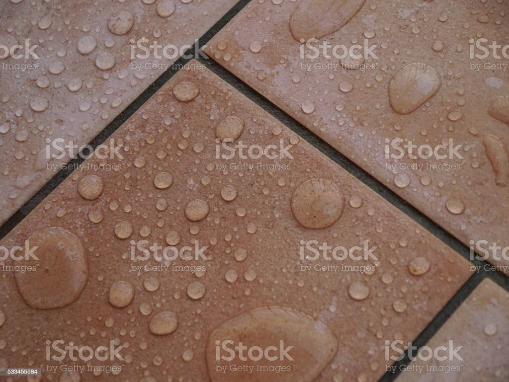Royalty Free Drops Of Water On The Floor Pictures Images And Stock