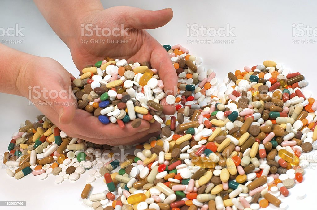 drug abuse? royalty-free stock photo