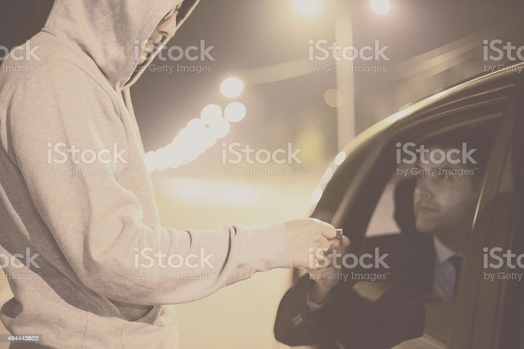 Drug abuse transaction stock photo