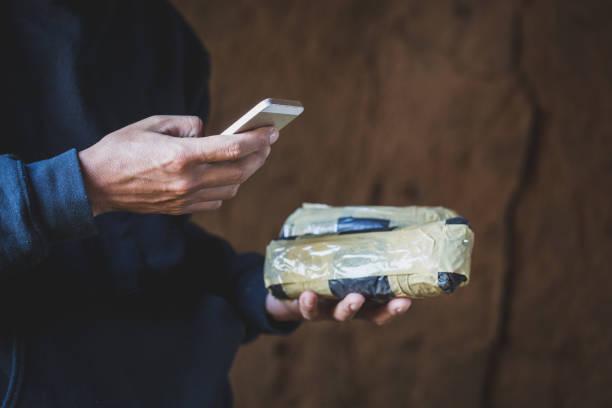 Drug dealers use the phone to contact the customer drug trafficking picture id1064803782?b=1&k=6&m=1064803782&s=612x612&w=0&h=mkj7je abx2tn42c8i7ymh4to2olywsoez8n4m1zmly=