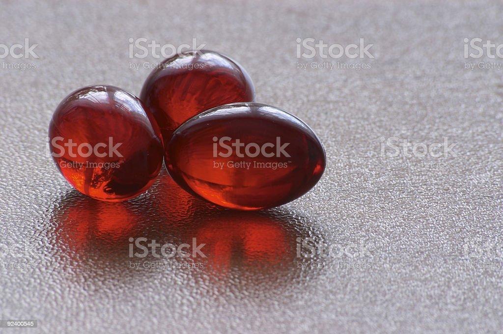 Drug eggs royalty-free stock photo