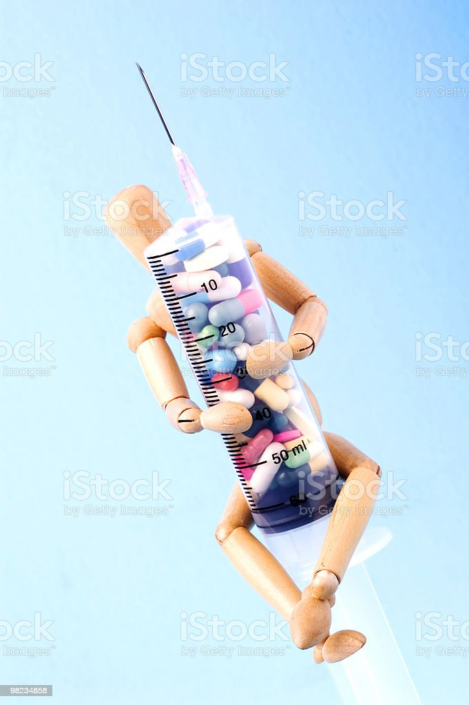 drug man royalty-free stock photo
