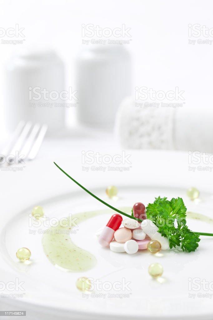 Drogen wie Speisen – Foto