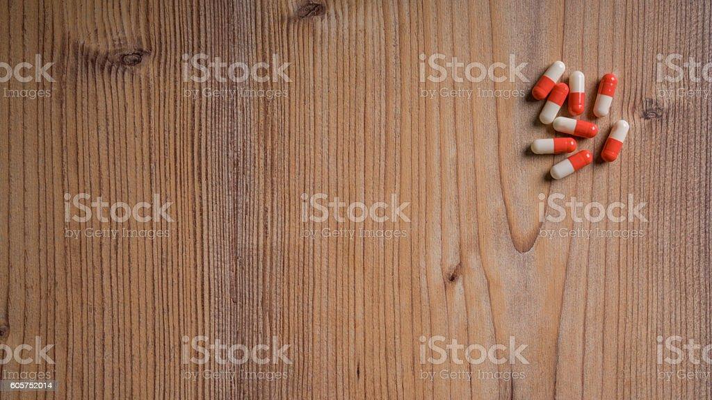 Drugs medication stock photo