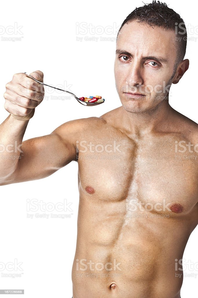 drugs royalty-free stock photo