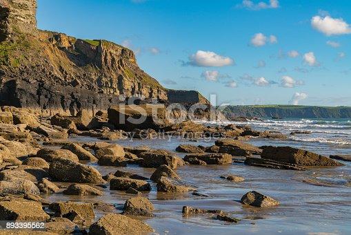 istock Druidston Haven, Pembrokeshire, Wales, UK 893395562