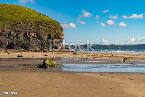 istock Druidston Haven, Pembrokeshire, Wales, UK 893395580