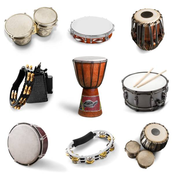 drum. - musical instrument stock photos and pictures
