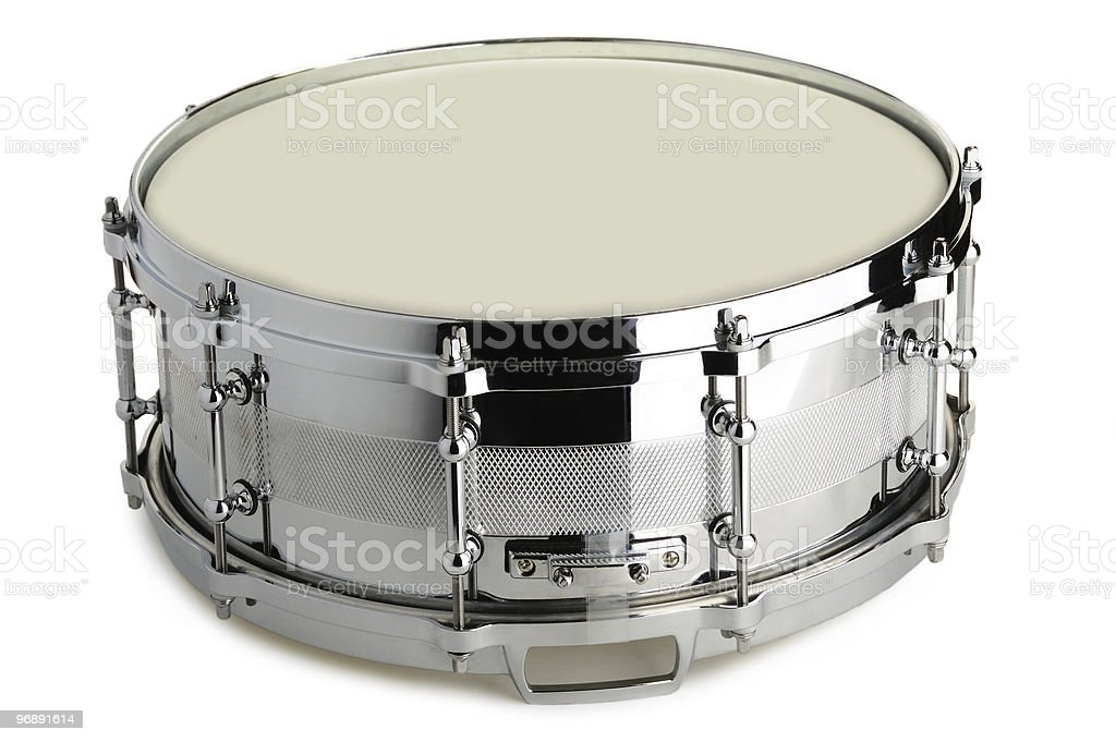 Drum royalty-free stock photo