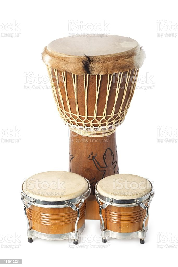 Drums... stock photo