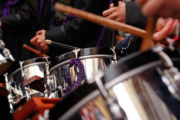 drums - easter procession spain bildbanksfoton och bilder