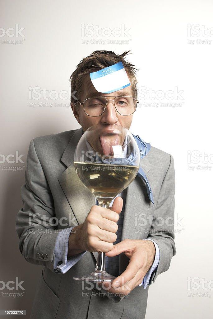 verre a vin immense