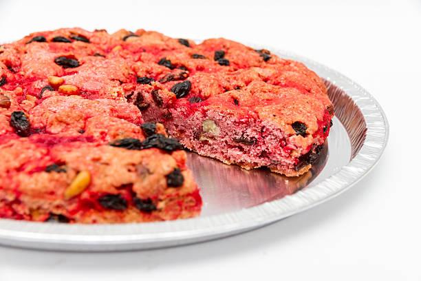 drunk cake is a dessert from elba island - 殺球 個照片及圖片檔