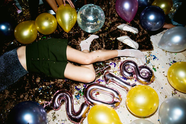 Drunk people in a party Drunk people in a party aftereffect stock pictures, royalty-free photos & images
