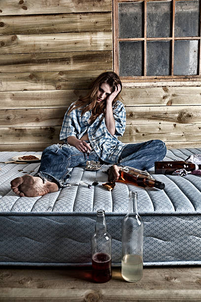 The Best Mattress >> Best Barefoot Homeless Woman Stock Photos, Pictures & Royalty-Free Images - iStock