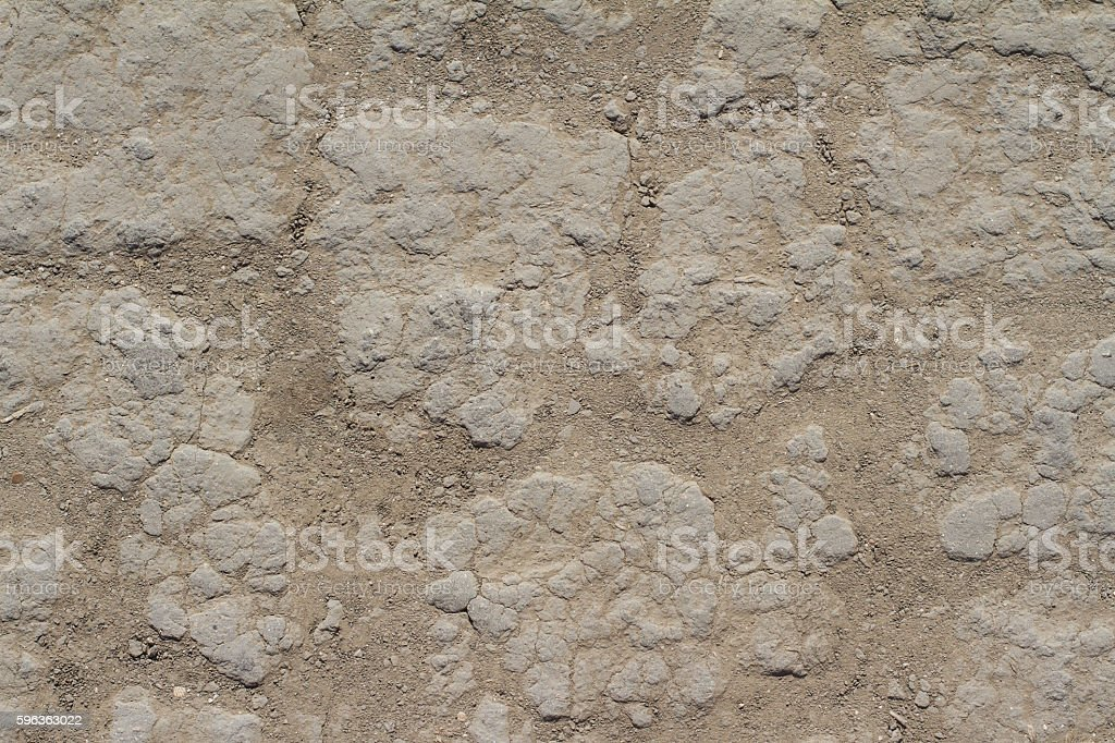 Dry brown ground texture royalty-free stock photo