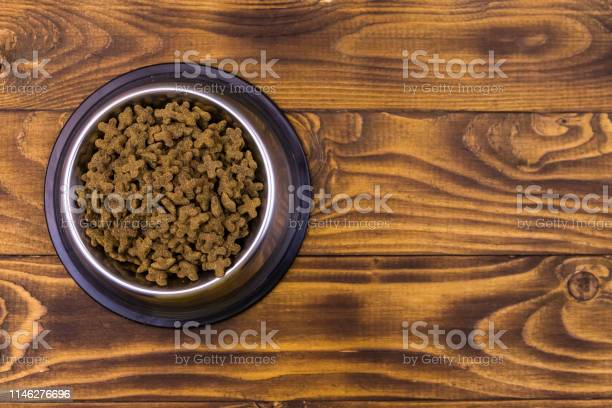 Dry cat food in bowl on wooden background pet food on wood surface picture id1146276696?b=1&k=6&m=1146276696&s=612x612&h= zxz6blis6eurheahqze01tfrl4dtn1xww2rcvk29be=
