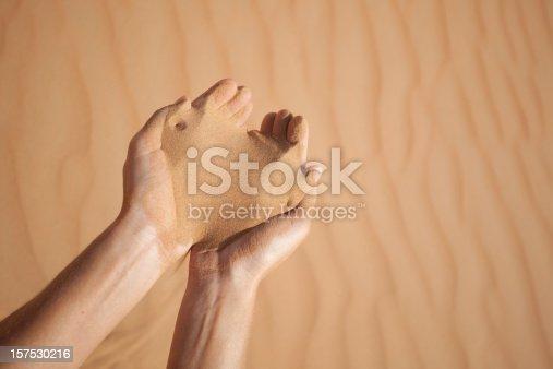 desertification - dry sand running through fingers of handshttp://www.amriphoto.com/istock/lightboxes/themes/desert.jpg