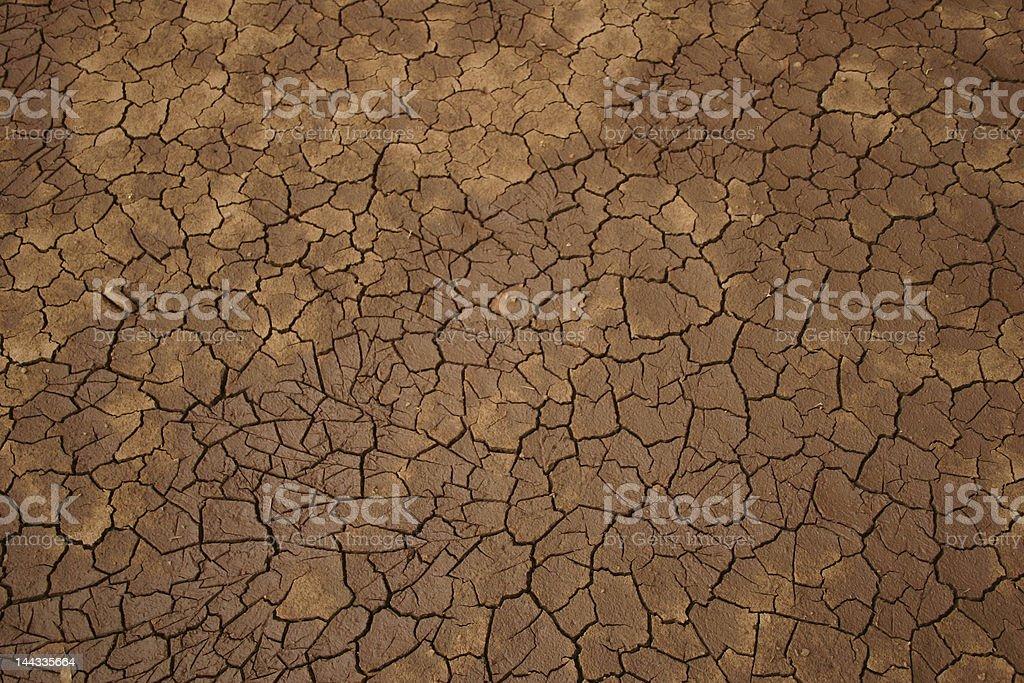 Dry County royalty-free stock photo