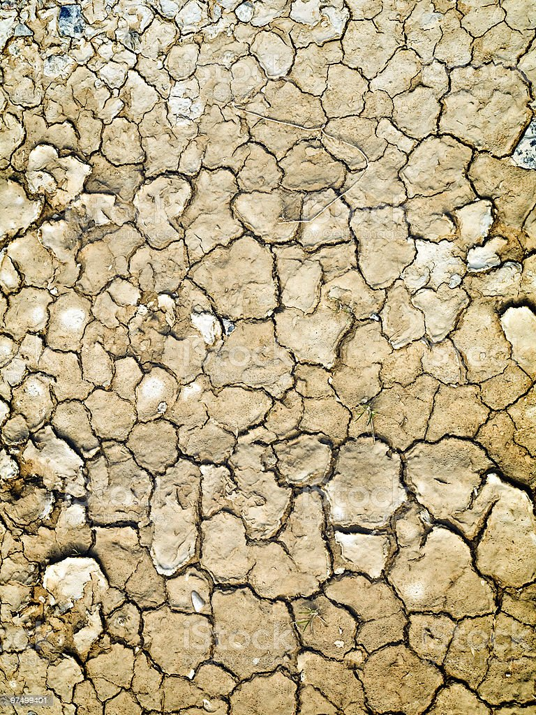 Dry Earth Background royalty-free stock photo