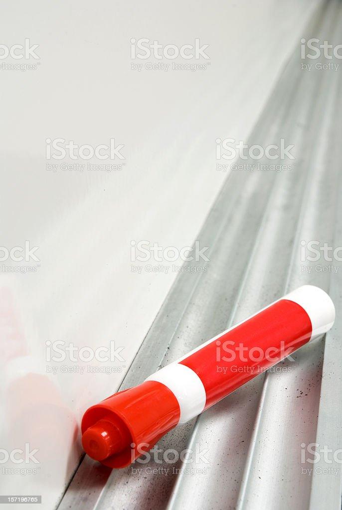 Dry Erase 1 stock photo
