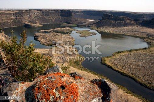istock Dry Falls Central Washington 172342236