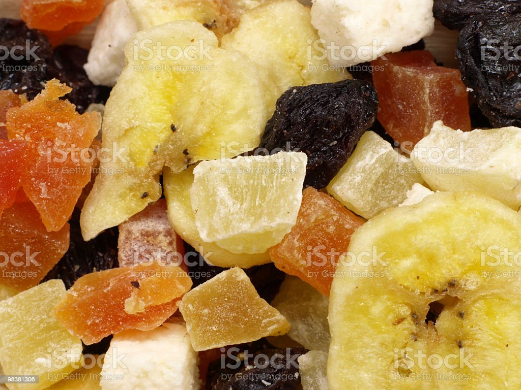 dry fruit royalty-free stock photo