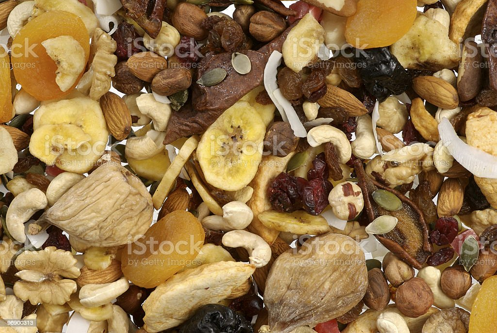 Dry Fruits royalty-free stock photo