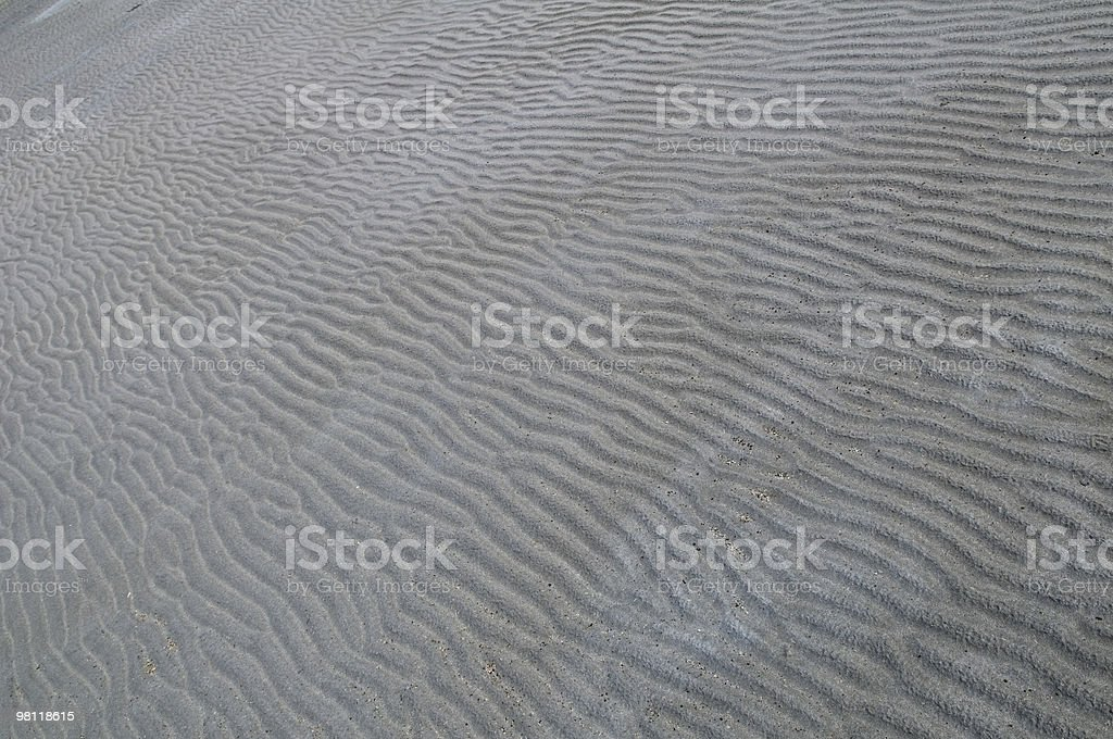 Dry Lake Bed Abstract royalty-free stock photo