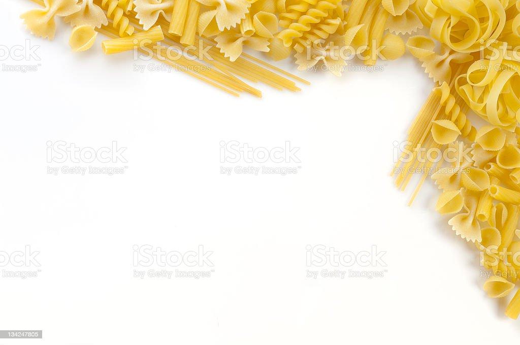 Secar la pasta - Foto de stock de Alimento libre de derechos