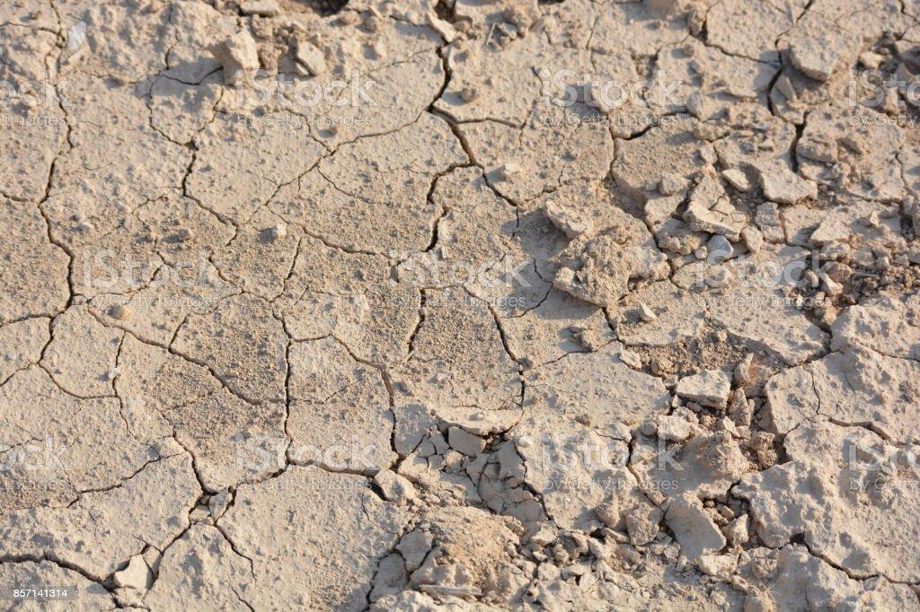 dry soil stock photo