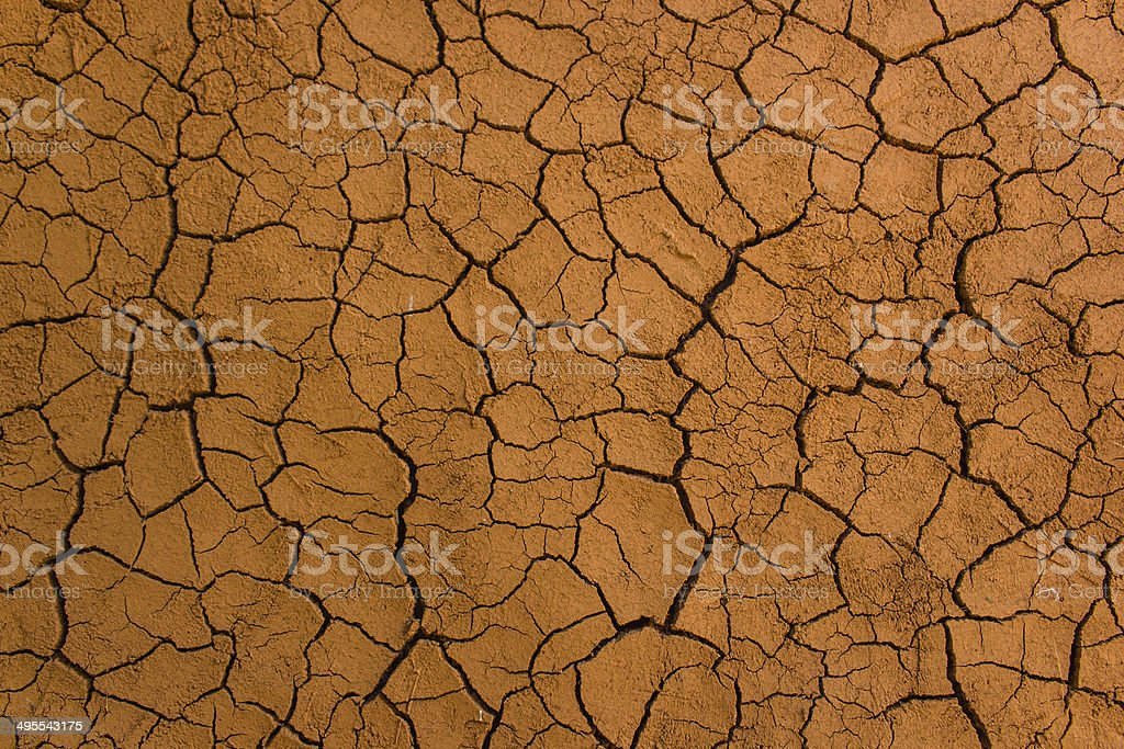 dry soil texture background stock photo