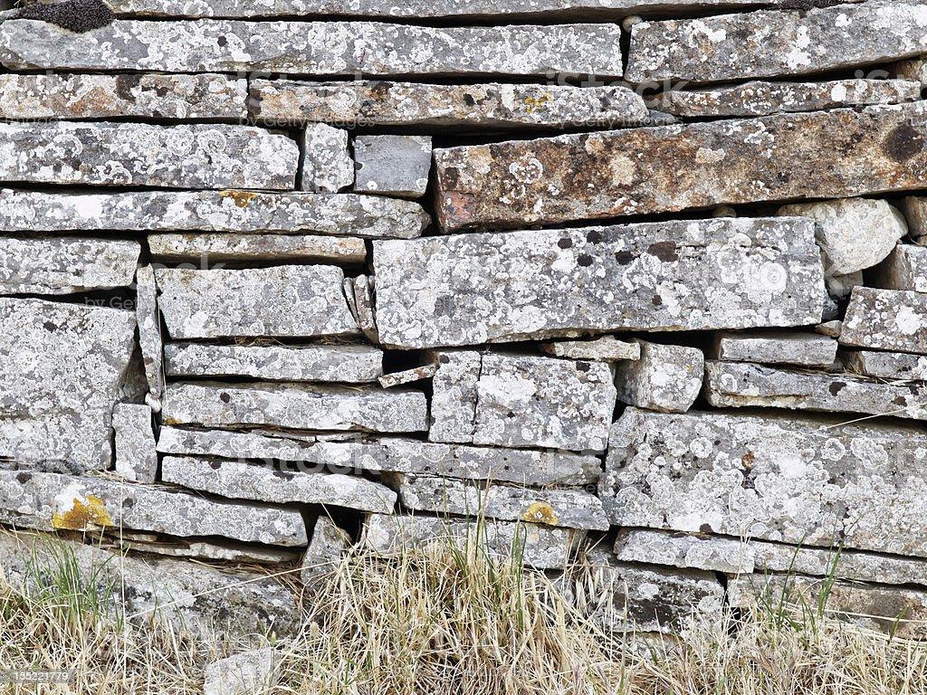 Drywall royalty-free stock photo