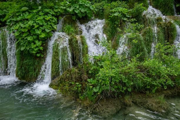 DSC4269a6000 Plitvice Lakes National Park, Croatia stock photo