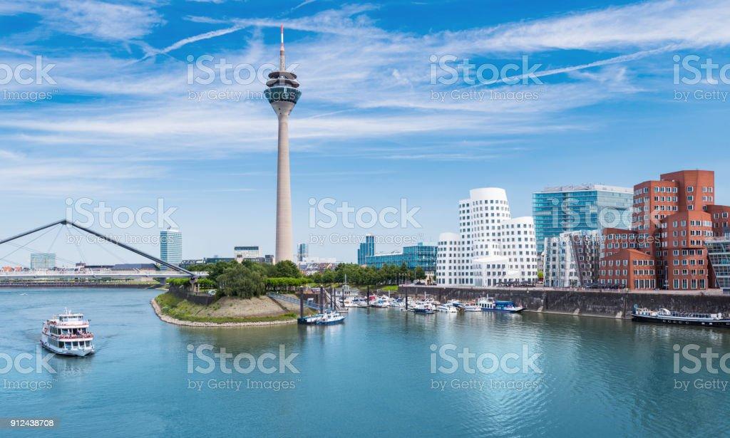 Düsseldorf, Deutschland Lizenzfreies stock-foto