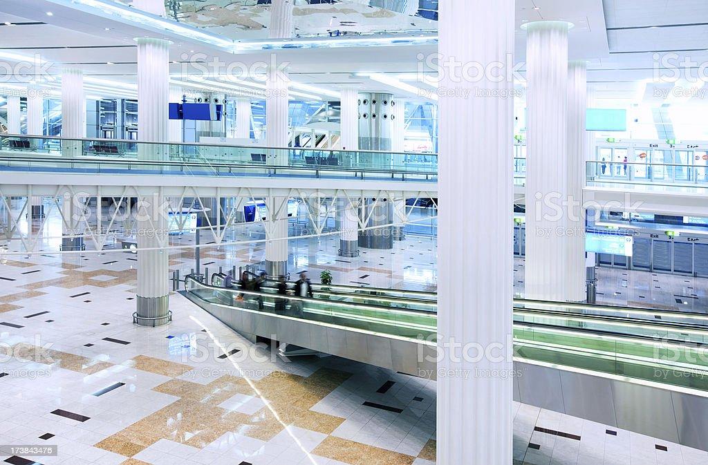 Flughafen Dubai – Foto