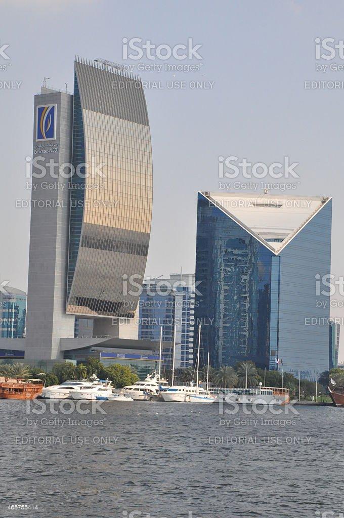 Dubai Creek In Dubai Uae Stock Photo - Download Image Now
