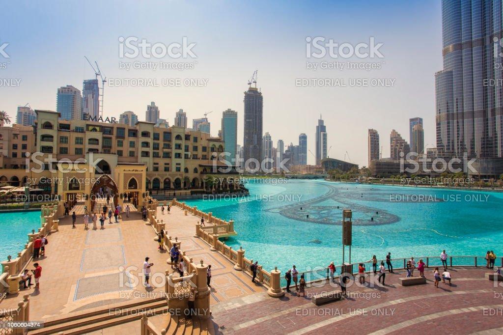 Дубай фото города 2018 торговый дом рубеж 720