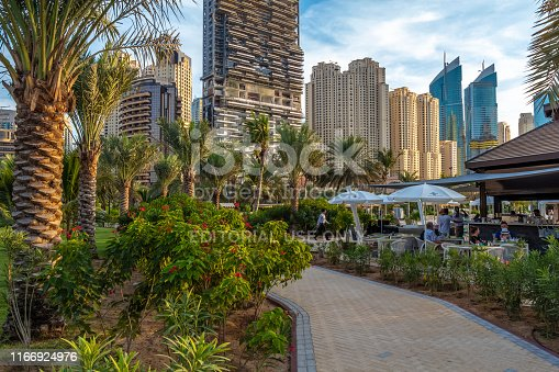 1157587322 istock photo Dubai Marina District 1166924976