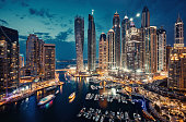 Beautiful Dubai city