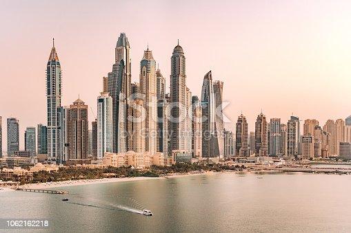 Dubai Marina Skyscraper
