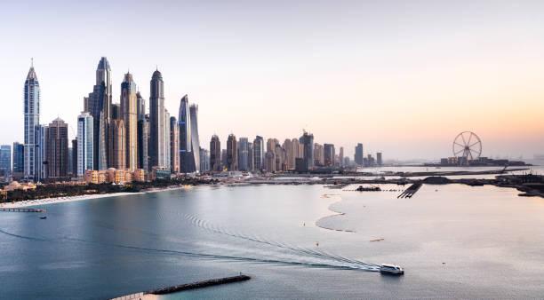 Dubai Marina Wolkenkratzer – Foto