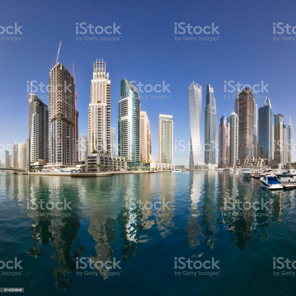 Dubai Marina, Vereinigte Arabische Emirate – Foto