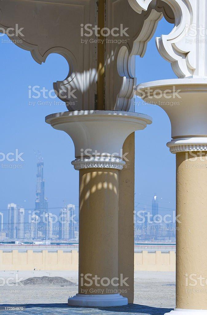 Dubai foto de stock libre de derechos