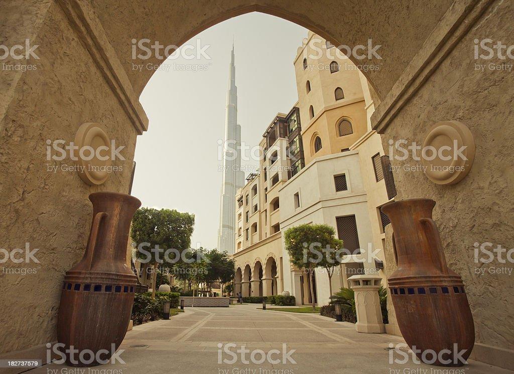 Dubai royalty-free stock photo