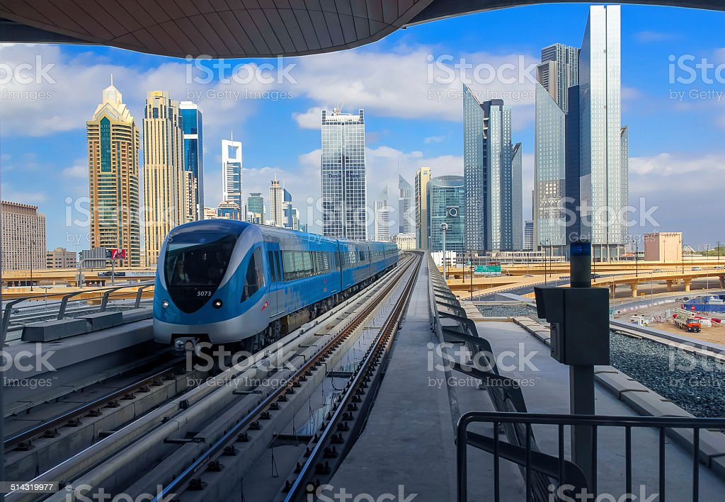Dubai stock photo