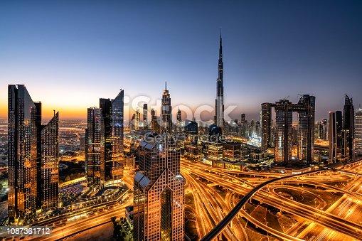 Arabia, Dubai, Cityscape, Persian Gulf Countries, United Arab Emirates