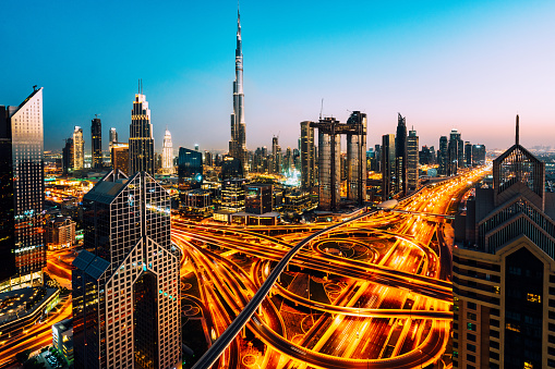 Skylines Khalifa